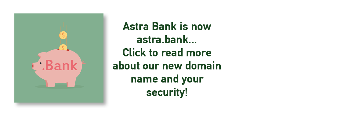 Learn more about astra.bank!